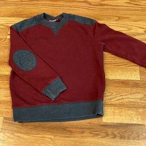 Other - Burgundy Sweatshirt